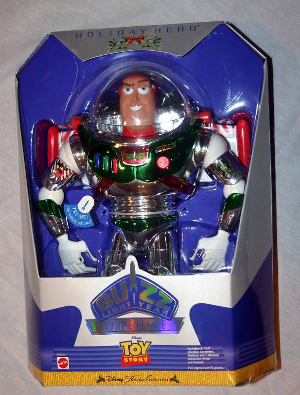 Toy Story Holidays : Toy story holiday hero diecast other